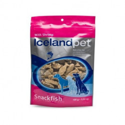 Iceland Pet Snackfish Shrimp