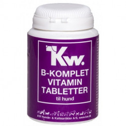 KW B-Komplet Vitamin Tabletter