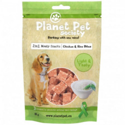 Planet Pet Chicken And Rice Bites