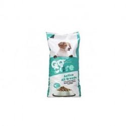 Go Care Dog Active All Breeds 2 x 15 Kg. inkl. GRATIS fragt og snacks