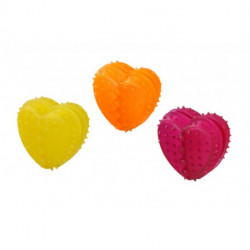 Legetøj hjerte til godbidder 5cm