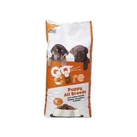 PALLEKØB - Go Care Dog Puppy All Breeds 24 x 15 Kg.