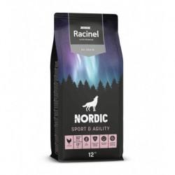 PALLEKØB - Racinel Dog Sport & Agillity - Kornfri 30 x 12 kg